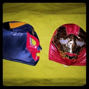 Other - Two Luchador Masks